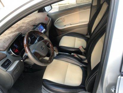 Cần bán lại xe Kia Morning Van năm 2014, màu bạc, nhập khẩu nguyên chiếc