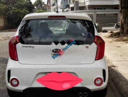Cần bán xe Kia Morning đời 2015, màu trắng chính chủ, giá chỉ 260 triệu