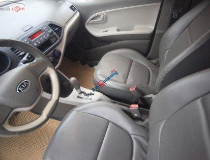 Cần bán xe Kia Morning Van sản xuất 2011, màu trắng, xe nhập