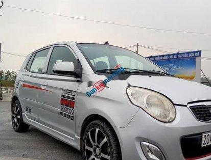 Bán ô tô Kia Morning Sport đời 2012, màu bạc chính chủ giá cạnh tranh