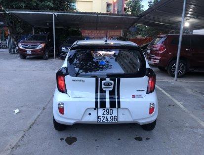 Kia Morning Van nhập khẩu nguyên chiếc 2012